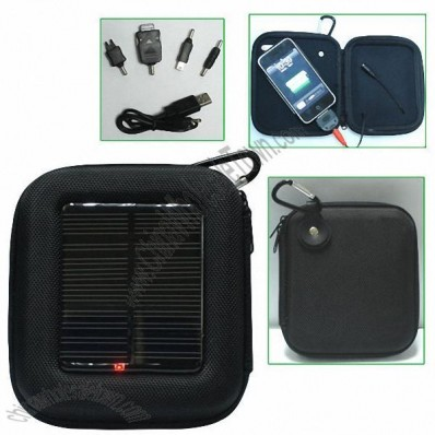 Solar Charge Pouch