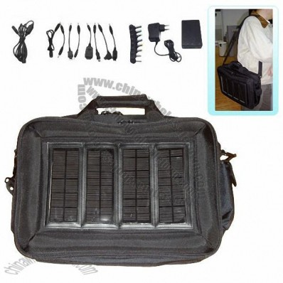 Solar Charger Laptop Bag