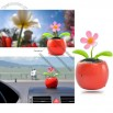Solar Flower Bobble Head 4--8GB 720P HD Spy Camera