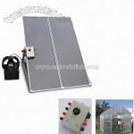 Solar Green House Ventilation System