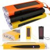 Solar Mobile Charger & Flashlights