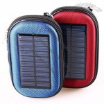 Solar Mobile Phone Charger Bag