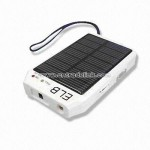 Solar Power Chargers with Radio