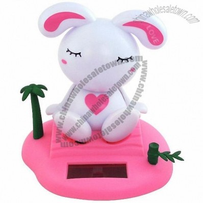 Solar Power Motion Toy - Rabbit