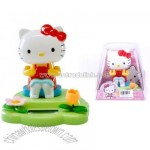 Solar Powered Shaking Hello Kitty Toys