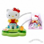 Solar Powered Shaking Hello Kitty