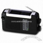 Solar Radio with Low Power Consumption