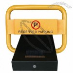 Solar Remote Control Parking Barrier