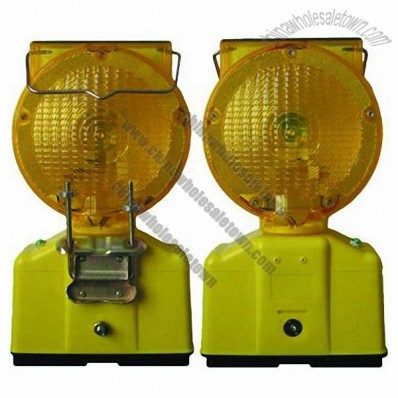 Solar Road Warning Light