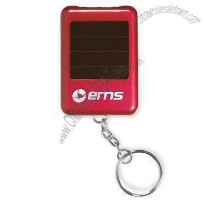 Solar Safety LED Key Light