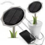 Solar Sunflower Power Charger