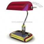 Solar Table Lamp