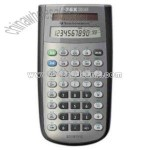 Solar scientific calculator