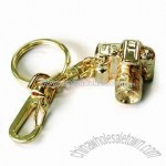 Solid Keychain with Attractive Finish