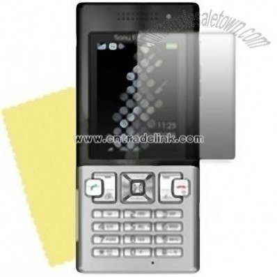 Sony Ericsson T700 / T707 Screen Protector