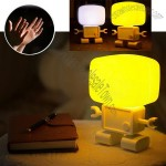 Sound and Light Control LED NightLight