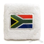 South Africa Cotton Wristband