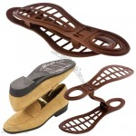 Space Saving Collapsible Shoe Rack