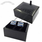 Special Leather Cufflink Box