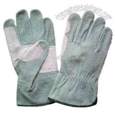 Special Reinforcement Leather Gardening Gloves