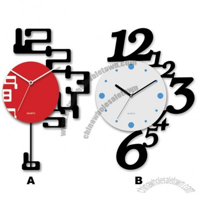 Special Wall Clocks