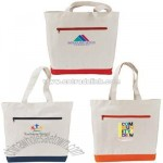 Spectra Cotton Canvas Shopper Bag