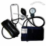 Sphygmomanometers with Stethoscope