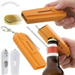 Spinninghat Cap Zappa Bottle Opener with Keychain