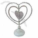 Spiral Heart-shaped Jewelry Holder