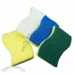 Sponge Pad - comfortable and easy to hold shape