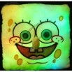 Spongebob LED Light up Pillow Glowing Moonlight Cushion