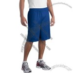 Sport-Tek Long Mesh Shorts