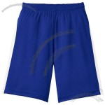 Sport-Tek Youth Dry Zone Colorblock Shorts