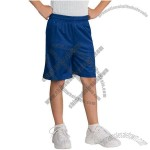 Sport-Tek Youth Mesh Shorts