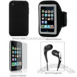 Sports Armband Combo for Apple iPhone 3G 3GS