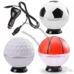 Sports Ball Car Air Purifier, Purifies Air and Eliminates Unpleasant Air on Cars