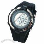 Sports Heart Rate Watch with Time Display and Alarm Clock Function Sized 43 x 17 x 116mm