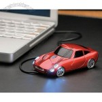 Sporty Optical Street USB Car Mouse
