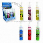 Spray Air Fresheners in Various Fragrance