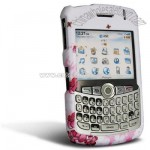 Spring Flowers Clip-on Case for Blackberry Curve 8300
