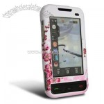 Spring Flowers Clip-on Case for Samsung Eternity A867