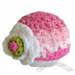 Spun Candy Infant Cap