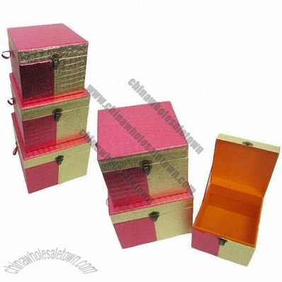 Square Candy Gift Boxes