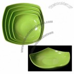 Square Dish, Over 800 Melamine Ware Items for Option