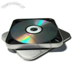 Square Metal CD/DVD Tins