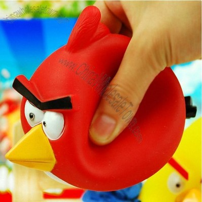 Squeeze Angry Birds with Vocal