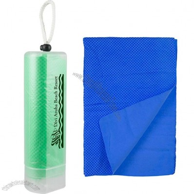 Squeeze Cooling Towel