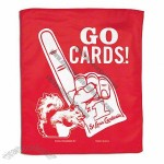 St. Louis Cardinals Squirrel Rally Towel - Red