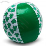 St. Patrick's Inflatable Beach Ball
