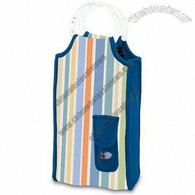 St. Tropez Brunello Wine Tote Bag